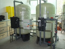 Industrial Automatic Water Softener For Water Treatment/Water softener machine system price