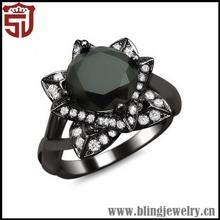 Attractive Designer Ingenious Female Designer Diamond Rings