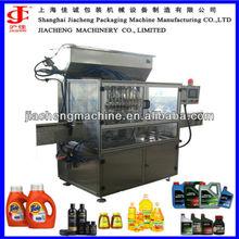China Supplier Automatic Actavis Cough Syrup Liquid Bottle Filling Machine Production Line
