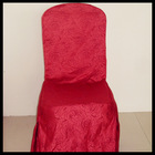 factory sale chair covers for plastic chairs