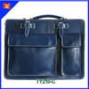 2014 Hot-selling Genuine Leather Handbag for men in high quality grade