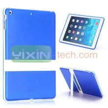 For iPad 5 tpu case cover, soft tpu case for iPad air