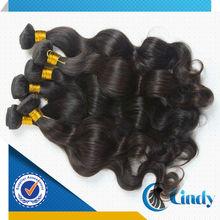 wholesale body wave hair sew in 100% brazilian human hair dropshipping