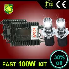 100w h4 bi-xenon hid kit/100w hid kit/100w hid xenon