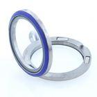simple metal photo locket pendant,floating charm locket