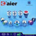 daier pulsador interruptor de alimentación con led símbolo