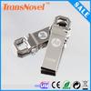 Free Logo Metal Key USB Flash Drive 1GB - 64GB