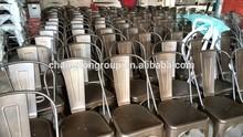 antique metal chair wholesale MX-0784