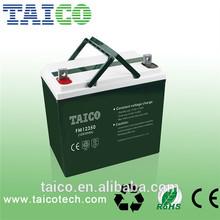 24v Deep Cycle Battery Sealed Maintenance Free 12v 35ah Battery
