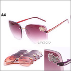 2014 Retro Style Fashion Sunglasses For Sale Purple/Orange/Pink