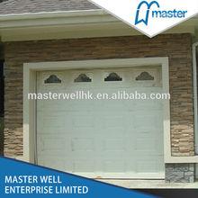 Steel Remote Master Well Garage Door