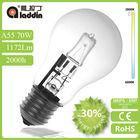 New Design Series!! Energy Saver Halogen Lamps 18W/28W/42W/52W/70W