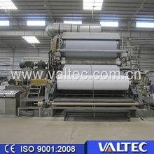 Cylinder Vat Former Low Price Coreless Toilet Tissue Paper Making Machine