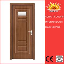 Vinyl covering bali door