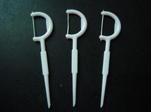 Plastic toothpick