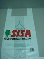 cheaper Environment Friendly biodegradable t shirt plastic bag