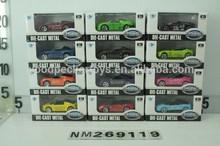 Die cast model truck car toy , diecast sliding alloy mini car toy