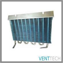 Big discount r410a tube and fin copper condenser coil micro channel condensers