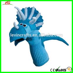 stuffed dinosaur sock hand puppets for sale
