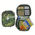 militar bolsa de primeros auxilios