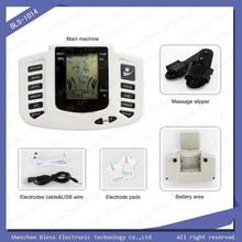 BLS-1014 Ce approved digital tens massager unit