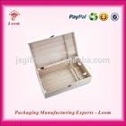 Custom luxury wooden wine carrier china supplier
