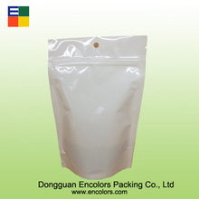 Alibaba china stand up Zipper design your own packaging/ disposable food packaging