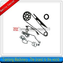 9-4076S 76005 TK-TY102-B Engine Timing Chain Kit for TOYOTA Pickup 22R 2.4L L4 2366cc