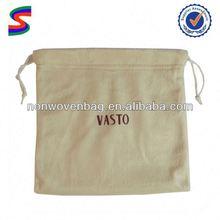 Drawstring Bag Backpack Handmade Drawstring Laundry Bag