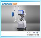Manufacture Price CE Approved ICU Ventilators With Compressors