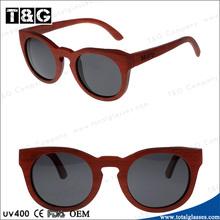 2014 Hottest funny wood sunglasses