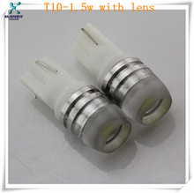 Easy installation led t10 3w led t10 cree led bulbs for car