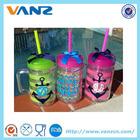 disposable ice magic straws cream cups