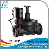 1 inch water solenoid valve