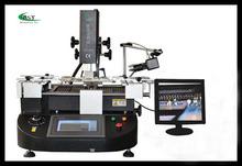 Hotsale! Bsy-6866 alta calidad óptico CCD de visión nocturna sistema de juego de reparación de la consola equipo con pantalla táctil