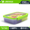 Arniss DX 3065 transparent food grade lunch box containers