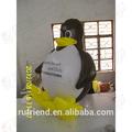 Venda pinguim inflável / inflável dos desenhos animados do pinguim / animal dos desenhos animados do pinguim