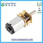 High Torque Flat Gear Motor Low Speed Small Electric Motor