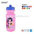 hotsale food grade plastic customized logo printing water bottle BPA free