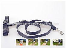 Adjustable Handsfree Dog Pet Running Belt Jogging Waist Lead Leash Hands Free