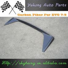 FOR 2001-2007 Mitsubishi Lancer Evolution EVO 7-9 Type-C Carbon Fiber Trunk Spoiler