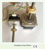 Hot Sales Nema 17 Screw Shaft Mini Stepper Motor For 3D Printer