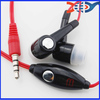 2014 Hot Sale rope cable shoelace earphone for mp3 earphone