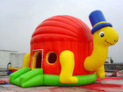 sale cheap bouncy castle/tortoise bouncer/foldable castle tent