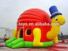 sale cheap bouncy castle/tortoise bouncer/foldable castle tent