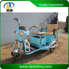 open body passenger electric tricycle made in china