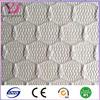 Nylon spandex korea hexagonal mesh fabric for Hong Kong dress wholesale