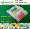 Refilling Printer Ink Cartridge for Epson Surecolor T3000/T5000/T7000
