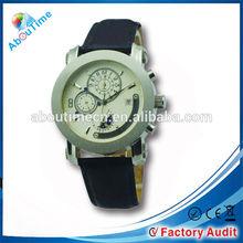 Luxury men watch/ quartz analog watch/promotion watch