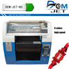 Automatic and fast speed digital golf ball printer